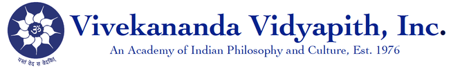 Vivekananda Vidyapith Inc. An Academy of Indian Philosophy and Culture